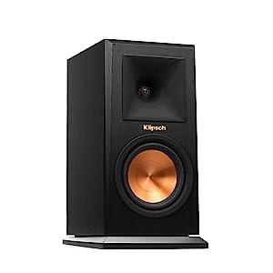 Amazon.com: Bocina de estante Klipsch RP-150M (1par ...
