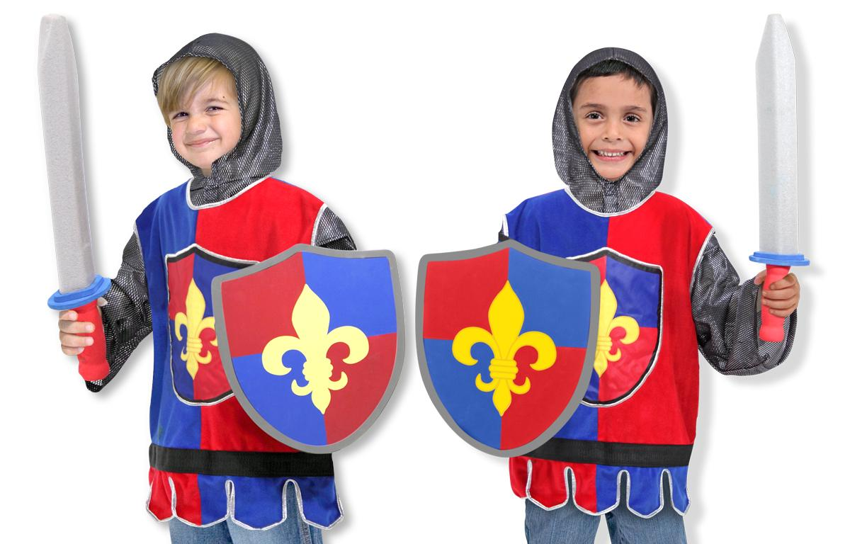 Kids Knight Halloween Costume