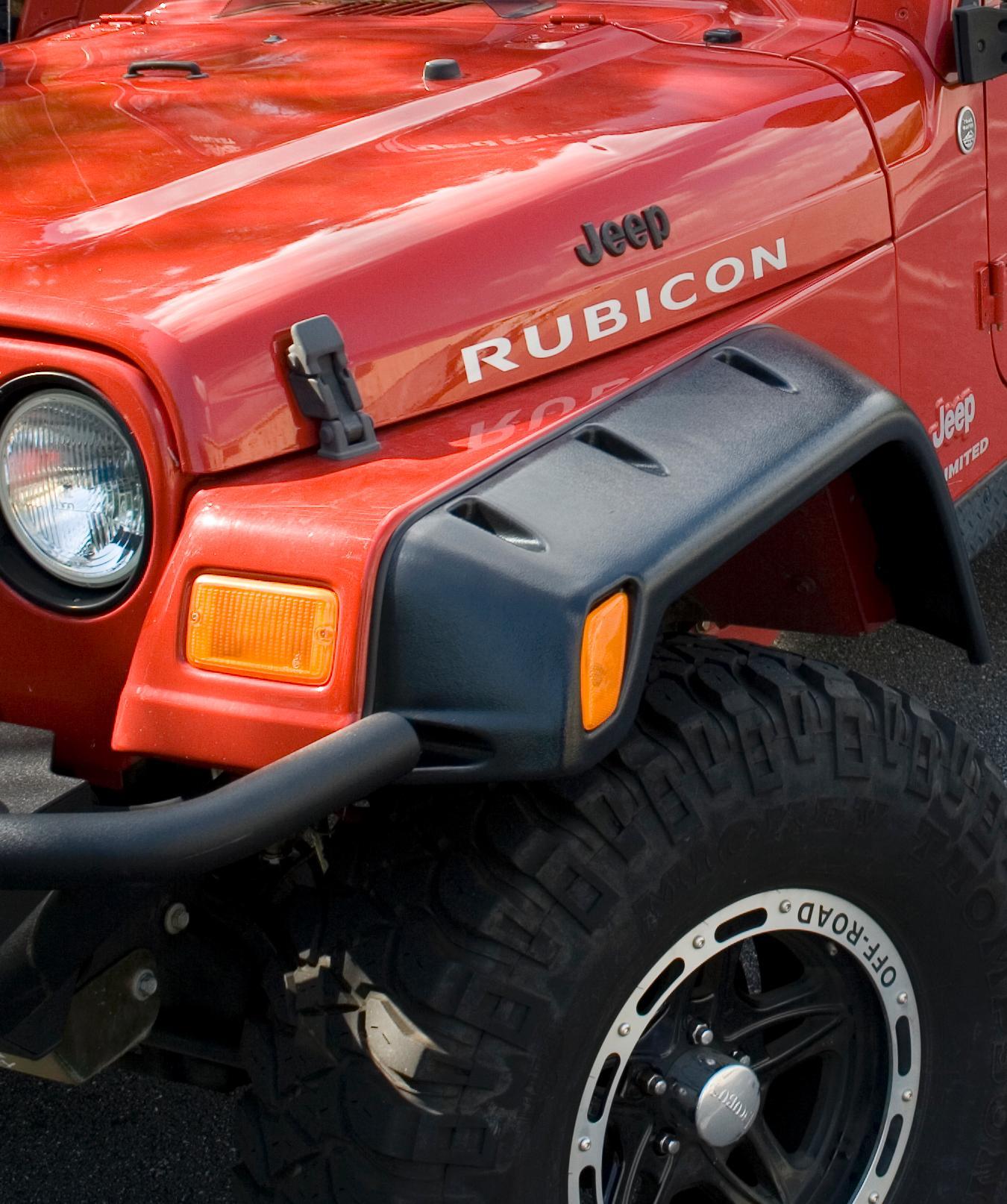 Rugged Ridge 11634 10 All-Terrain Fender Flare Kit