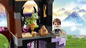 Lego Elves Queen Dragon S Rescue 41179 Creative Play Toy