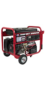 Allpower 7500w Portable Generator