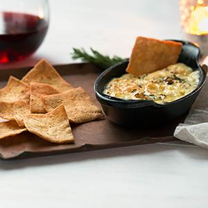 Stacys parmesan garlic and herb pita chips