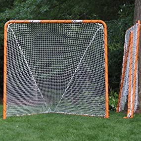 lacrosse training, lacrosse net