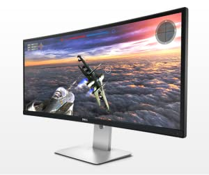 Dell UltraSharp HD Curved Monitor