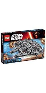 Amazon.com: LEGO Star Wars Tanque turbo clon 75151 Juguete ...