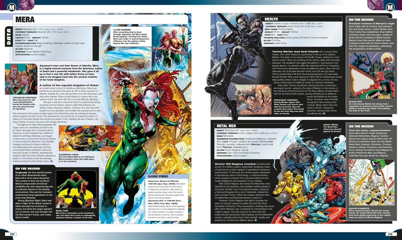 Dc Comics Encyclopedia Ebook