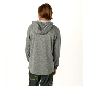 Aiguan Skateboard Boy Womens Hoodie Sweatshirt with Pocket