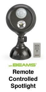 Mr Beams Mb310 Wireless Led Mini Spotlight With Motion