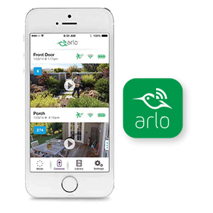 Amazon Com Arlo Wireless Home Security Camera System