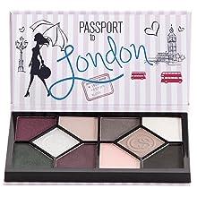 Passport to London Palette