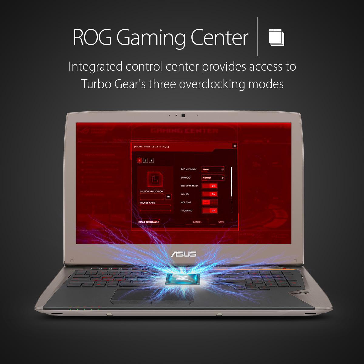 ASUS ROG G701VI-XS78K 17 3-Inch Traditional Laptop: Amazon