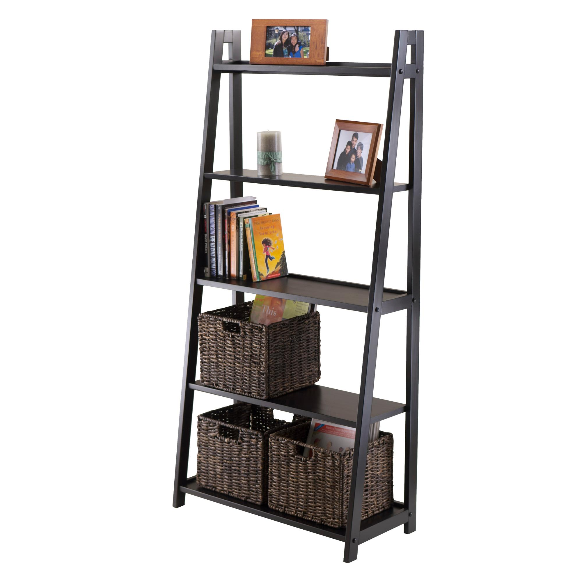 Winsome Wood Adam 5 Tier A Frame Shelf Amazonca Home Kitchen