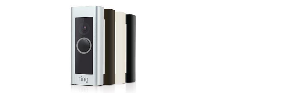 Amazon Com Ring Video Doorbell Pro Works With Alexa