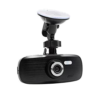 Coby DCHD-101 4x Zoom 1080p Full HD Car Dash Cam and DVR Box (Black)