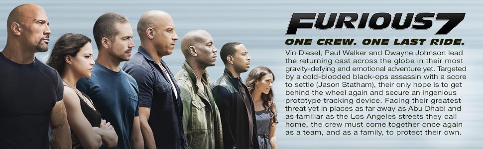 Fast & Furious, Furious 7, Vin Diesel, Paul Walker
