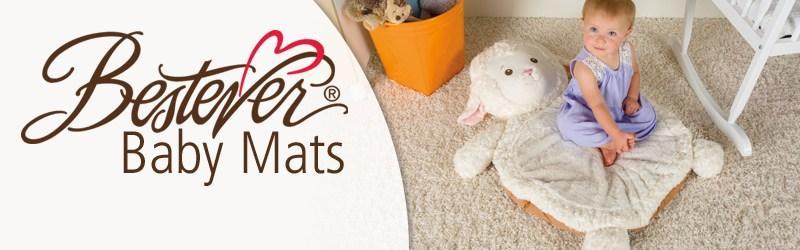 Amazon Com Mary Meyer Bestever Baby Mat Lamb Plush