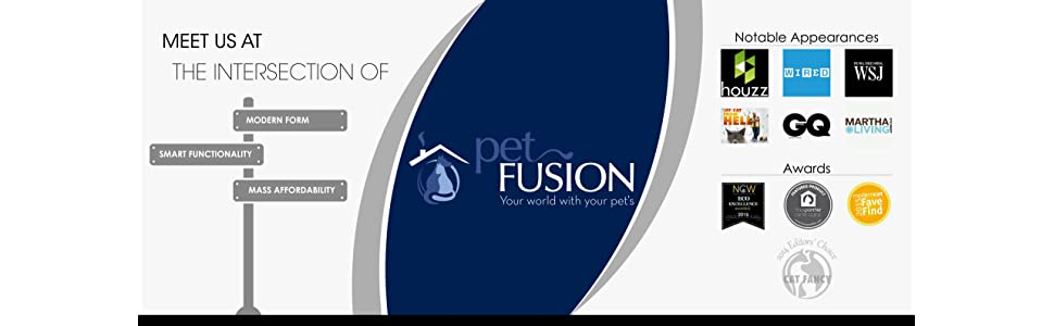 PetFusion Modern Pet Products for the Home