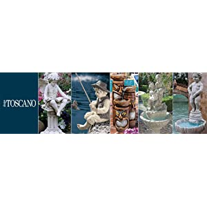 design toscano, garden statues, bronze statues