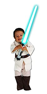 Amazon.com: Star Wars Classic Luke Skywalker Child Costume ...
