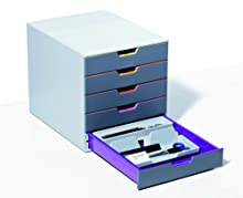 Varicolor, Durable Office Products, Durable, Drawer boxes, Office organization, Office accessories