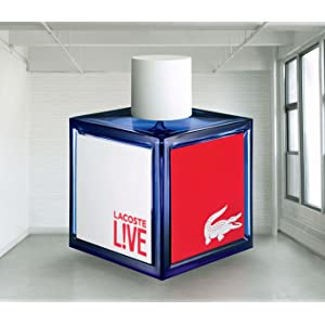 best cologne perfume fragrance for men Lacoste Live L!VE best smell ever perfect gift present