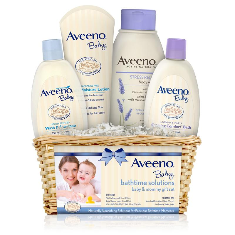 Buy Aveeno Baby Daily Bathtime Solutions Gift Set Online At Low Prices In Ind