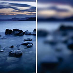 Explore the Gaussian Blur lens, featured within Corel PHOTO-PAINT