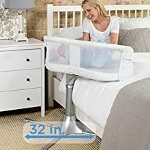 Amazon Com Halo Bassinest Swivel Sleeper Bassinet