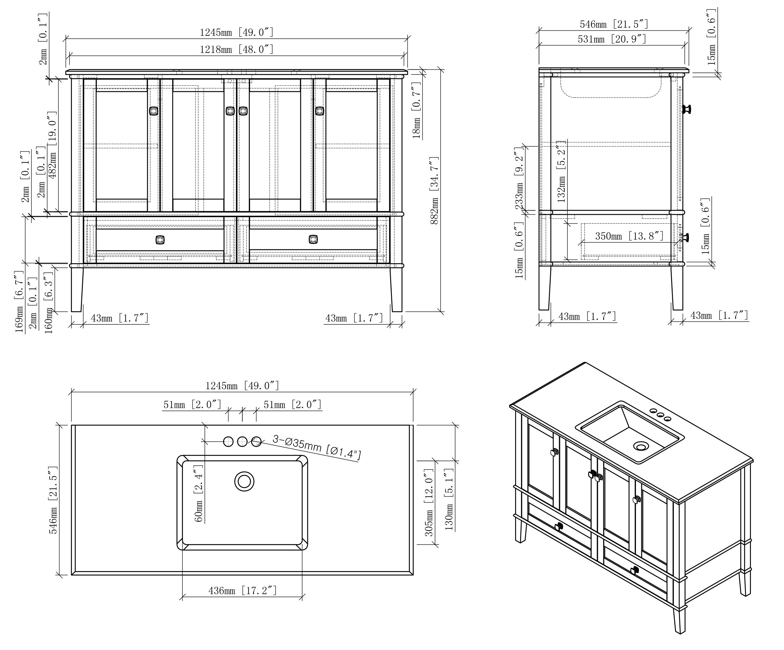 48 Inch White Bathroom Vanity. Image Result For 48 Inch White Bathroom Vanity