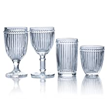 mikasa, italian countryside, dinnerware, serveware, entertaining, glasses, wine, flatware, bakeware