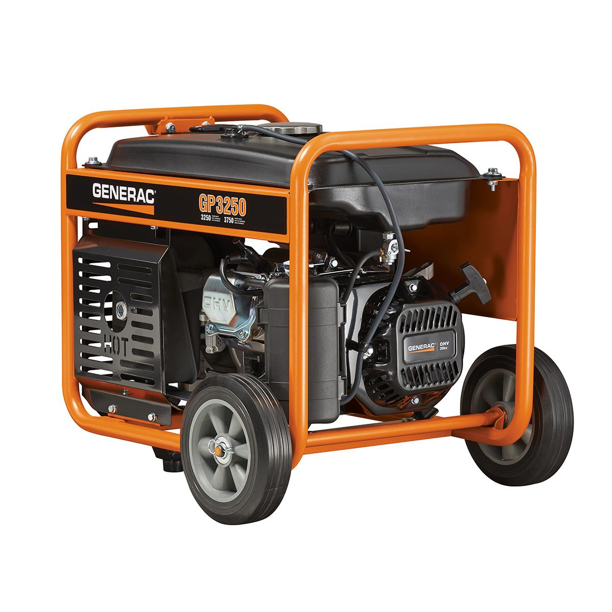 Amazon.com: Generac gp18001, 3250 watt, L, Anaranjado ...