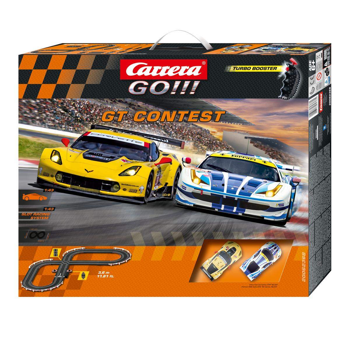 Carrera Analog Slot Car Reviews