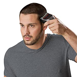 Men s self hair cutting kit best hair cut 2017 wahl deluxe self cut do it yourself haircut kit 18 solutioingenieria Image collections