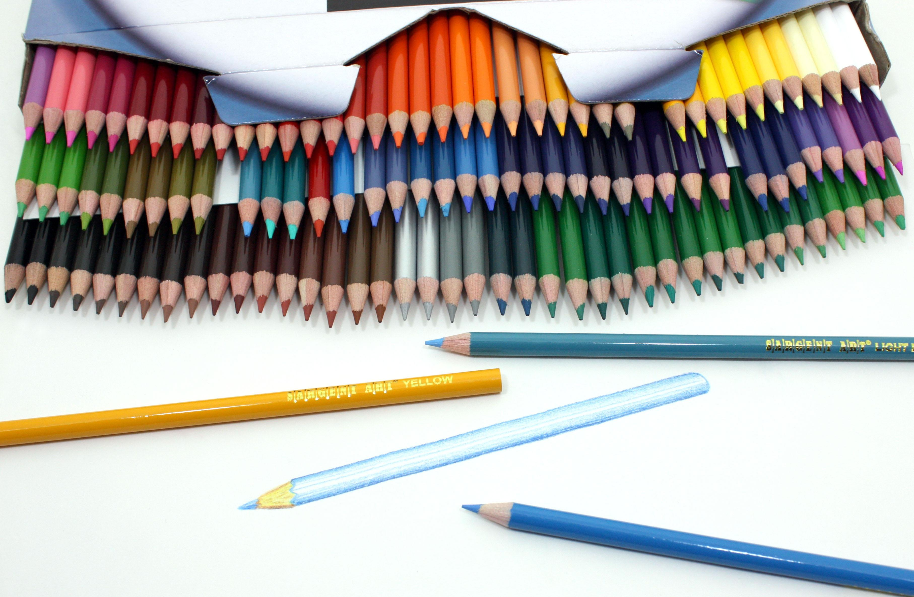 Color art colored pencils - View Larger