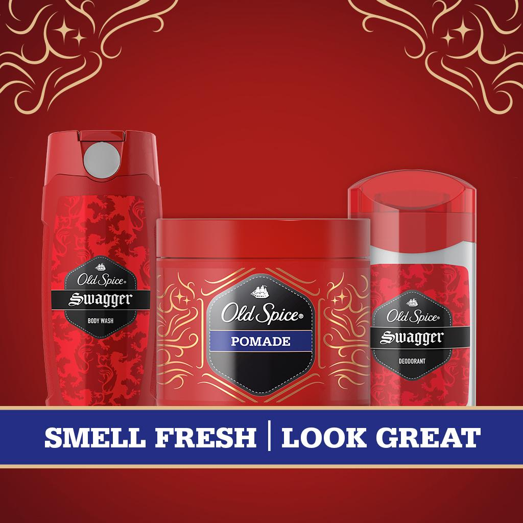 Old Spice Men's Swagger Gel helps tame and shape your hair. This hair gel provides high hold and moderate shine. Gives every hair type or cut a sharp, spiked up look/5().