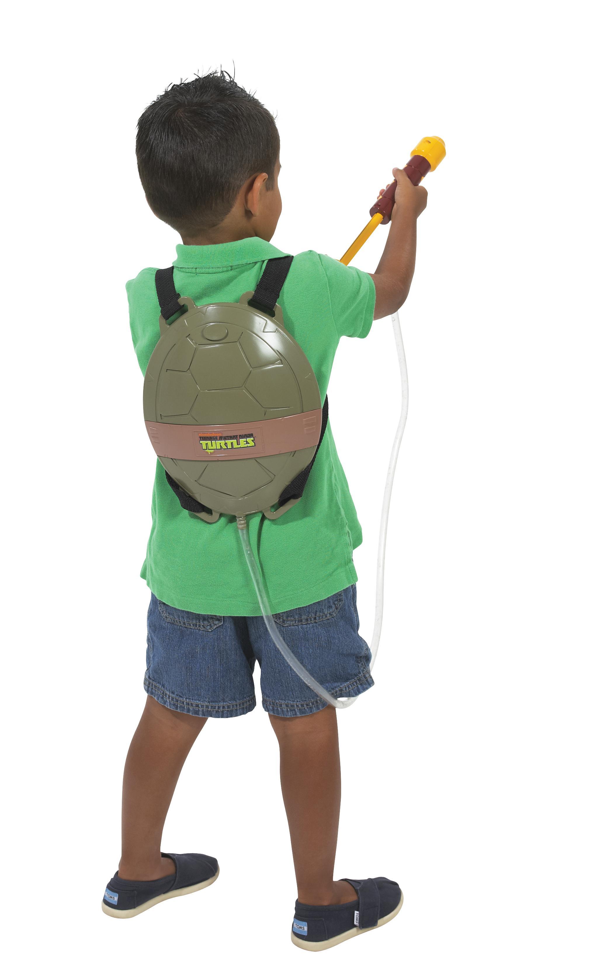 Amazon Com Little Kids Teenage Mutant Ninja Turtles Shell