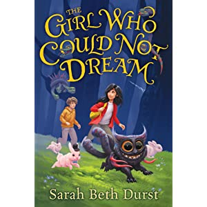 Amazon.com: The Girl Who Could Not Dream (9780544464971 ...