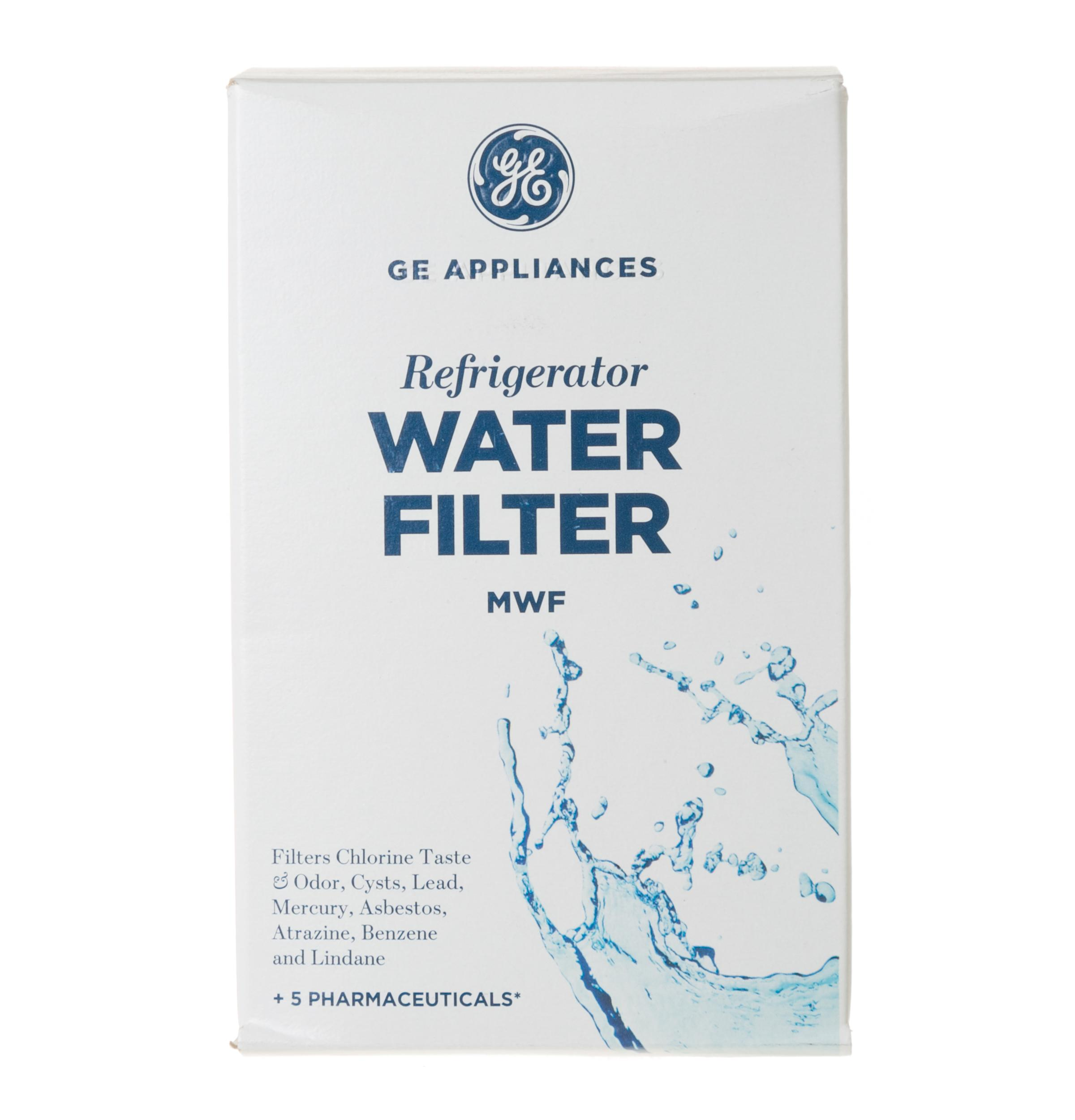 General Electric Mwf Refrigerator Water Filter Amazon Com