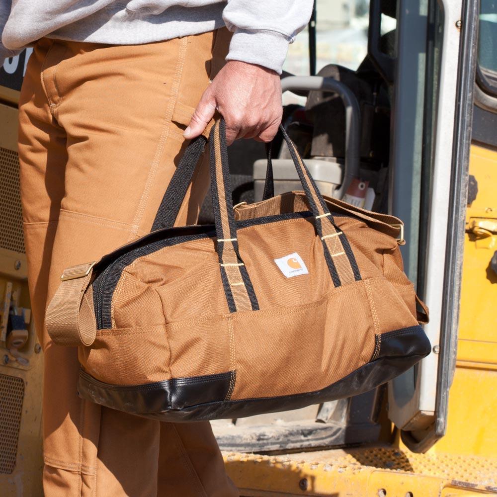 a179611ea0dc Carhartt Legacy Gear Bag 20 inch, Black: Amazon.com.au: Sports ...