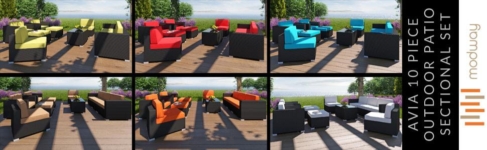Patio Furniture, Weatherproof, All Weather, Modern, Contemporary, Abba, Hampton Bay, Ohana, Keter