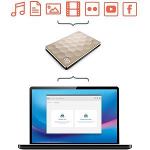 Seagate Backup Plus, Disco duro externo portátil USB 3.0 ...