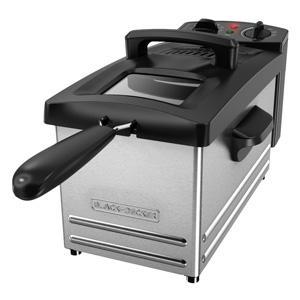 Black & Decker Deep Fryer, 2-Liter