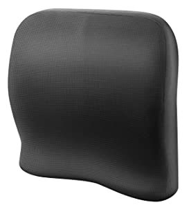relax fusion cushion pad comfort chair rest cooling gel pod top pillow memory foam chair soft lumbar