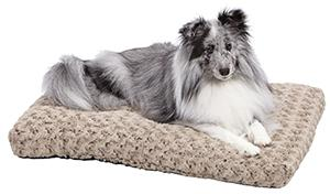 Taupe to Mocha Ombre Pet Bed