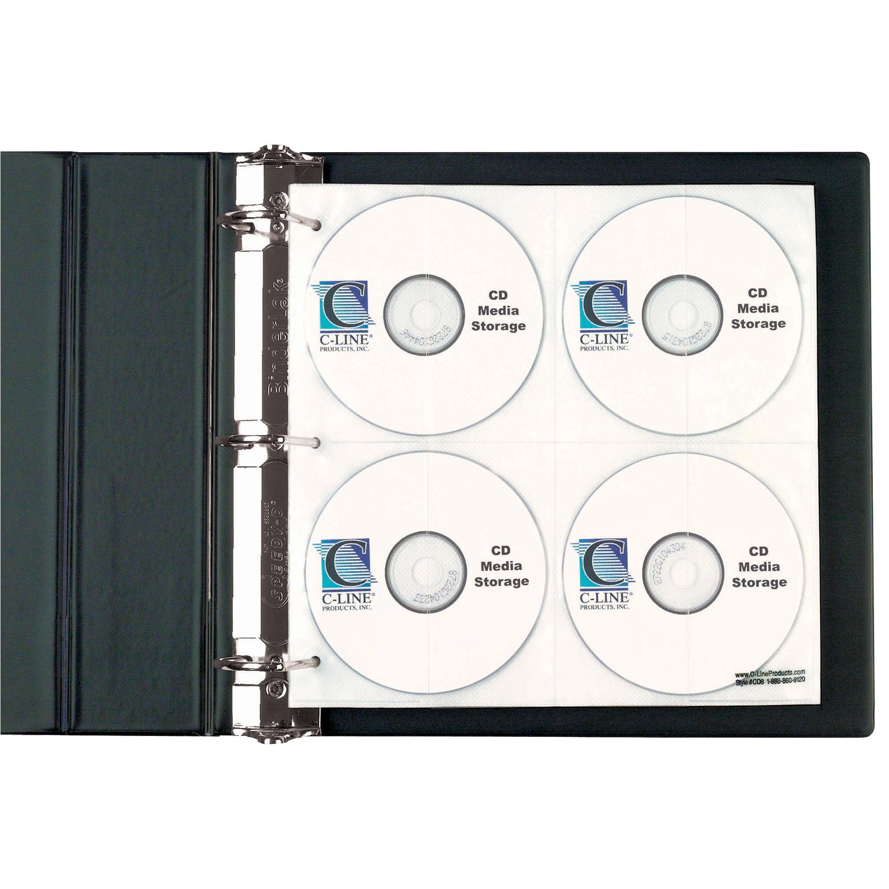 Etonnant CD Ring Binder Kit · View Larger