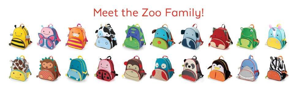 4129e95ac Amazon.com: Skip Hop Toddler Backpack, 12