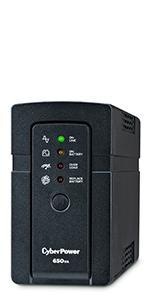 RT650 Battery Backup UPS