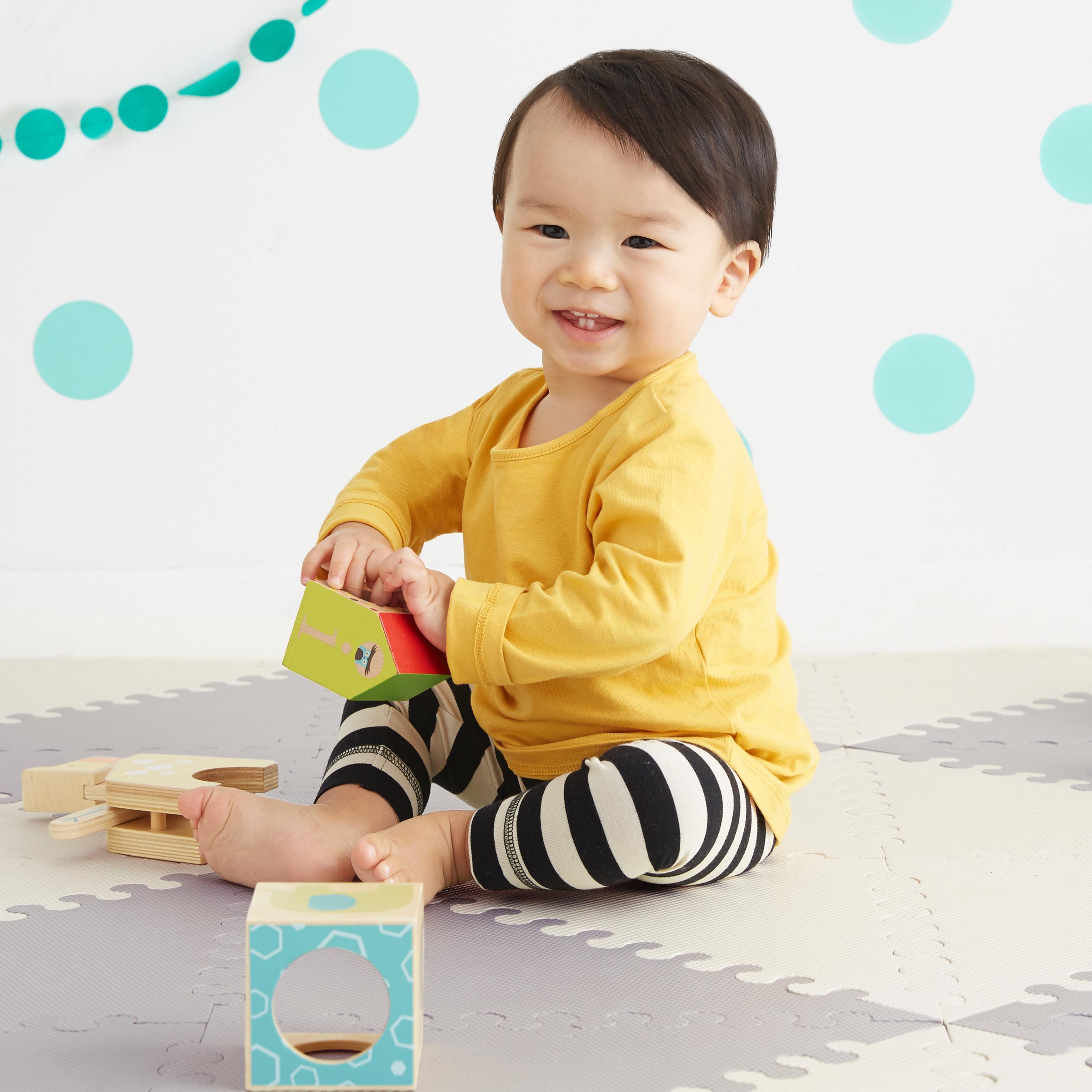Amazon Com Skip Hop Playspot Waterproof Foam Baby Play