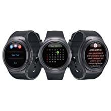 Samsung Gear S2 Smartwatch - Dark Gray