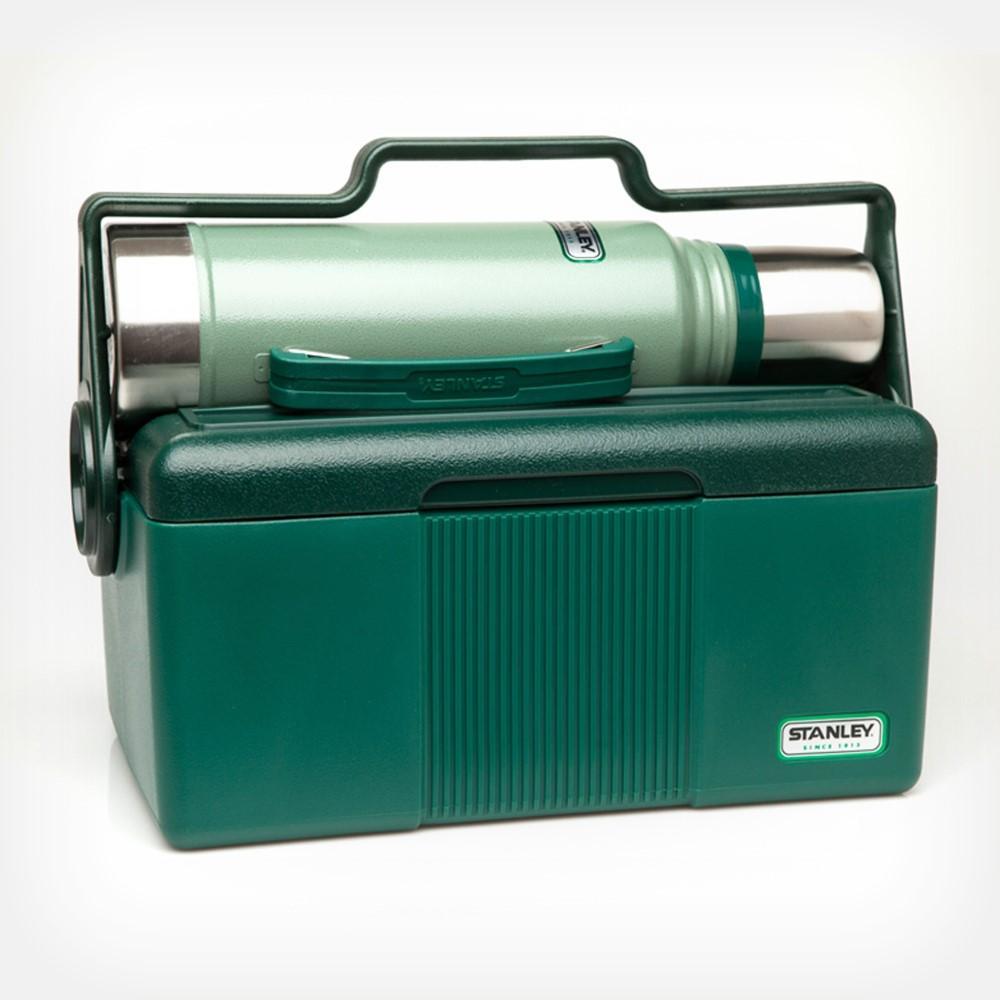 Stanley 7QT Heritage Cooler with Classic 1.1QT Vacuum ...